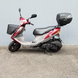 スズキ(スズキ)のアドレスV125G アドレス125 125cc スズキ バイク 車体  大阪 (車体)