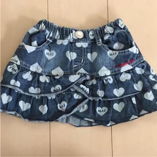 ムージョンジョン(mou jon jon)の値下げ moujonjon スカート 100(スカート)
