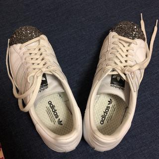 アディダス(adidas)のadidas  /スーパースター 美品(スニーカー)