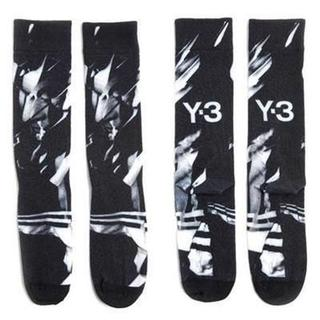 Y-3 - Y-3 ソックス 靴下 メンズ 新品 人気