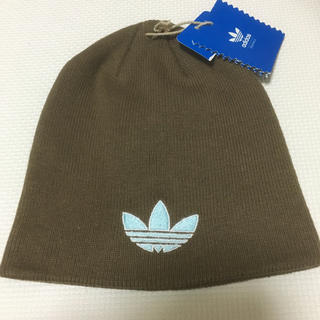 アディダス(adidas)の新品  アディダスオリジナル  ニット帽(その他)