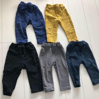男の子 80㎝ズボン 5枚セット 保育園(パンツ)
