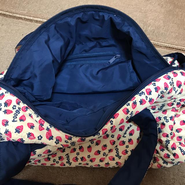 rough(ラフ)のとこ様専用♡rough ボストン型バック♡ レディースのバッグ(ボストンバッグ)の商品写真