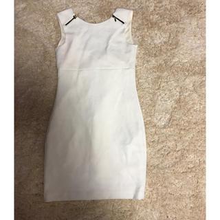 ザラ(ZARA)のZARA ドレス(ミディアムドレス)