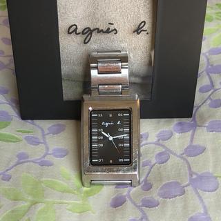 アニエスベー(agnes b.)のひがし 様 😊 アニエス ㉜  腕時計・稼働品✨(腕時計)