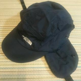 ザノースフェイス(THE NORTH FACE)の ザノースフェイス バッドランドキャップイヤーフラップキャップMサイズ 防水帽子(キャップ)