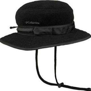 Columbia - 新品 コロンビア 58〜62cm フリース ハット 帽子 ブラック アウトドア