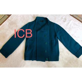アイシービー(ICB)の【再値下げ】ウール100% ICBセーター(ニット/セーター)