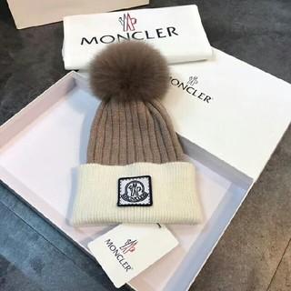MONCLER - 新品 MONCLER モンクレール ニット帽