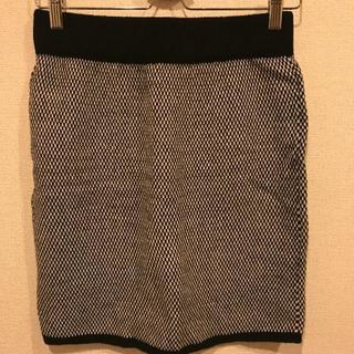 ジーユー(GU)のGU★新品ツイードタイトスカート(その他)