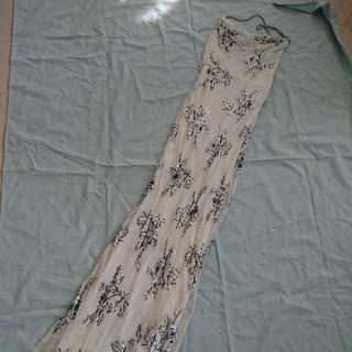 TADASHI SHOJI - SUEWONG ビーズ刺繍ロングドレス