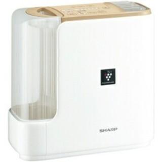 シャープ SHARP HV-G50-C ハイブリッド式加湿機 レギュラータイプ (加湿器/除湿機)