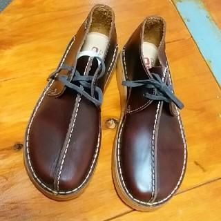 クラークス(Clarks)のNOKOさん専用ページ クラークス デザートトレック 24.5cm(ローファー/革靴)