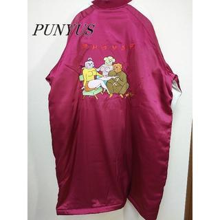 プニュズ(PUNYUS)のプニュズ サイズ4 中綿ロングスカジャン コート エンジ(スカジャン)