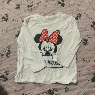 ディズニー(Disney)のミニートップス 90サイズ(Tシャツ/カットソー)