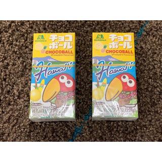 未開封 チョコボール ハワイ 限定 パイナップル味(その他)
