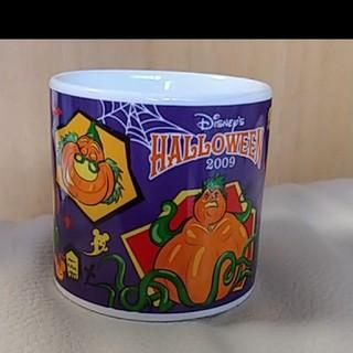 ディズニー(Disney)のディズニーランド2009ハロウィン スーベニアカップ(キャラクターグッズ)