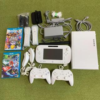 Wii U - WiiU&マリオカート&大乱闘スマッシュブラザーズのセット