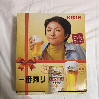 キリン(キリン)の満島ひかりさんオリジナルBOX(ビール)
