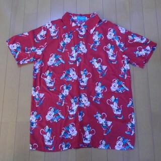 ディズニー(Disney)のディズニー アロハシャツ (シャツ/ブラウス(半袖/袖なし))