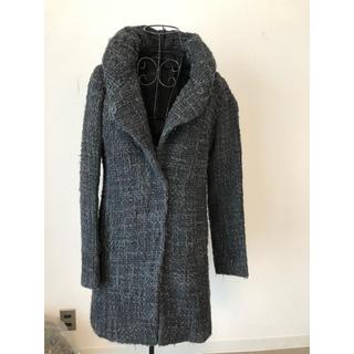 デプレ(DES PRES)の襟元暖か🖤DES PRESのコート(その他)