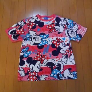 ディズニー(Disney)のディズニー Tシャツ ミニー(Tシャツ(半袖/袖なし))