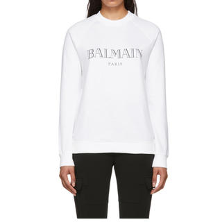 バルマン(BALMAIN)のbalmain スウェット(トレーナー/スウェット)