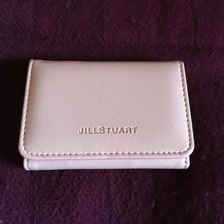 ジルスチュアート(JILLSTUART)のJILLSTUART ミニウォレット 付録(財布)