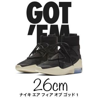26cm  ナイキ エア フィア オブ ゴッド 1