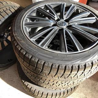ブリヂストン(BRIDGESTONE)のブリヂストン ブリザック VRX スタッドレス プリウス50 215/45R17(タイヤ・ホイールセット)