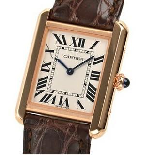 カルティエ(Cartier)のカルティエ タンクソロ SM W5200024(腕時計)