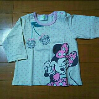 ディズニー(Disney)の最終値下げ!ミニーちゃん 長袖Tシャツ(Tシャツ)