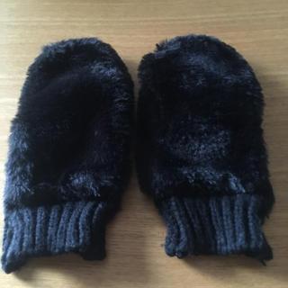 ジーユー(GU)のGU  ミトン  手袋(手袋)