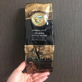 コナ(Kona)のハワイ コナコーヒー ヘーゼルナッツ kona coffee hazelnut(コーヒー)