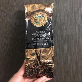 ハワイ バニラマカダミアナッツ コーヒー kona coffee