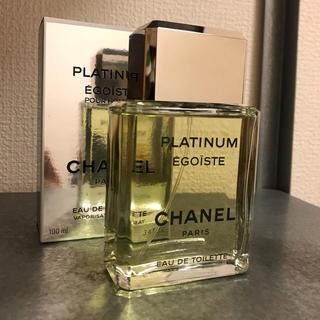 シャネル(CHANEL)の本日のみSALE ● CHANELエゴイストプラチナム100mlシャネル香水(ユニセックス)