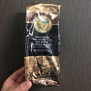 コナ(Kona)のハワイコナコーヒー チョコレートマカダミアナッツ kona coffee(コーヒー)