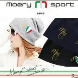 MOERY - モエスポ 帽子