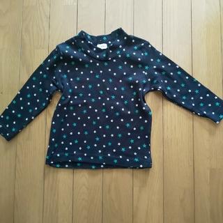 しまむら - 80センチ ハイネックTシャツ