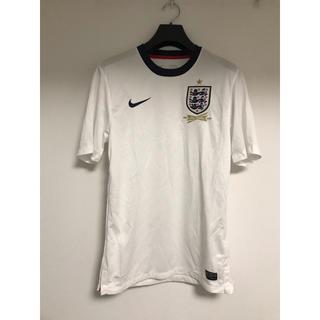 ナイキ(NIKE)のサッカー イングランド代表 ユニフォーム オーセンティック 150年記念(ウェア)