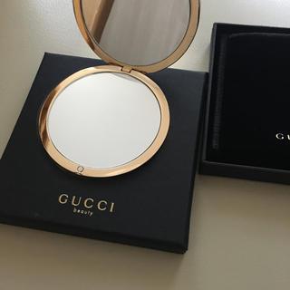 グッチ(Gucci)の新品GUCCI beautyミラー(ミラー)