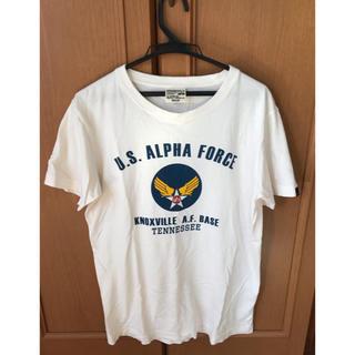 アルファ(alpha)のアルファ Tシャツ(Tシャツ/カットソー(半袖/袖なし))
