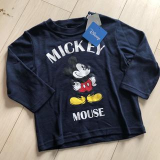 ディズニー(Disney)のミッキーロンT100(Tシャツ/カットソー)