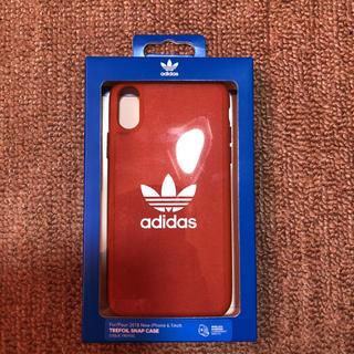 アディダス(adidas)のiPhonexr携帯カバー(iPhoneケース)