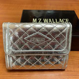 エムジーウォレス(MZ WALLACE)のMZウォレス二つ折り財布(財布)