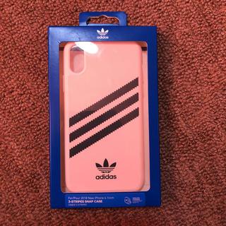 アディダス(adidas)のiPhone xrアディダスカバー(iPhoneケース)