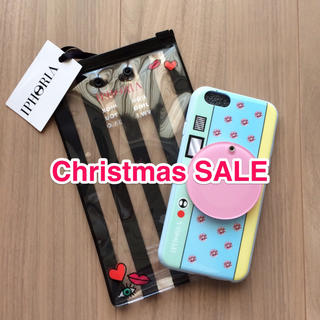 アイフォリア(IPHORIA)の☆*:.。. Christmas SALE .。.:*☆(iPhoneケース)