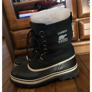 ソレル(SOREL)のSOREL ソレル カリブー スノーブーツ(レインブーツ/長靴)