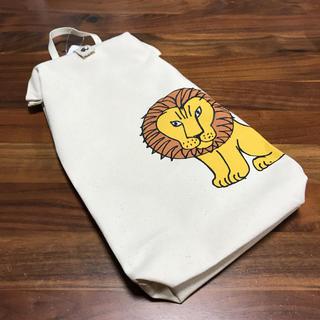 リサラーソン(Lisa Larson)のリサラーソン レジ袋ストッカー ライオン 収納(収納/キッチン雑貨)