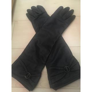 コムサイズム(COMME CA ISM)のコムサイズム ロンググローブ(手袋)